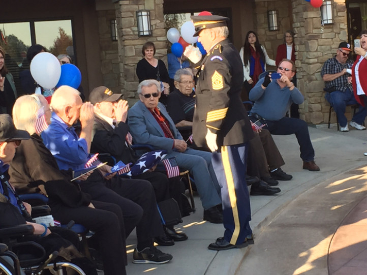 Paintbrush Assisted Living And Memory Care Salutes