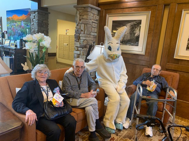 Easter at Paintbrush