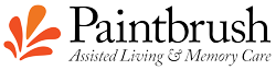 Paintbrush Assisted Living In Fresno Logo